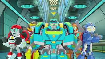 Transformers Rescue Bots Academy: Season 2: The Vault of the Primes